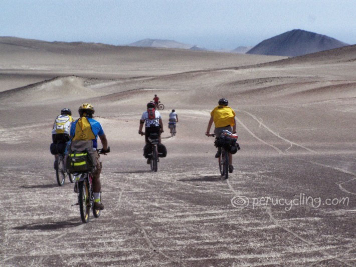Trans Desert Bike Tour www.perucycling.com