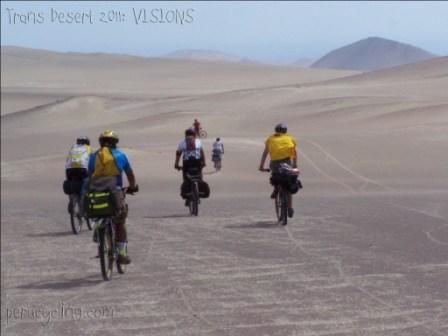Follow Dakar Participants  www.perucycling.com