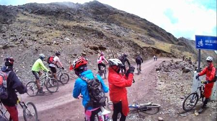 Calca - Lares www.perucycling.com