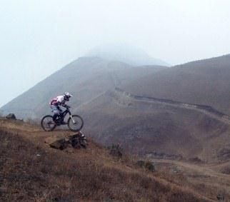 Pachacamac Mountain Biking  www.perucycling.com