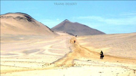Follow Dakar  www.perucycling.com