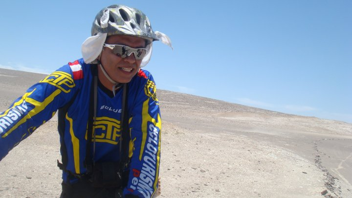 Anibal Paredes www.perucycling.com