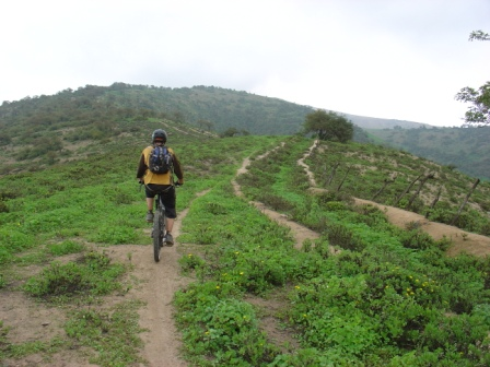 Atiquipa bike trails