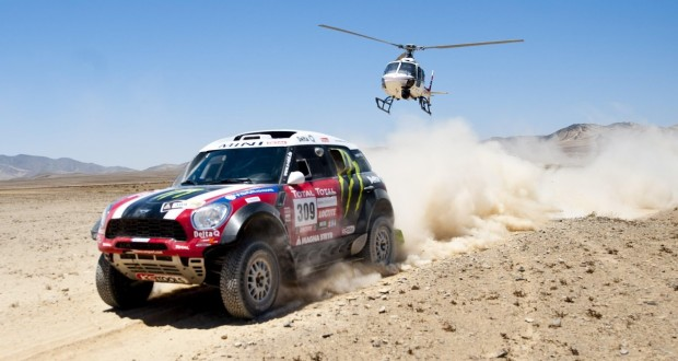 Dakar Rally damages cultural heritage in Peru www.perucycling.com