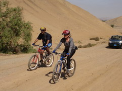 Peru cycling safari 22 days  www.perucycling.com