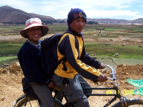 Cultural Immersion - Experiential Rides www.perucycling.com
